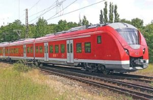 Alstom CORADIA Continental BR1440 S5S8