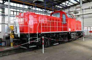 Hybridlokomotive BR 1002