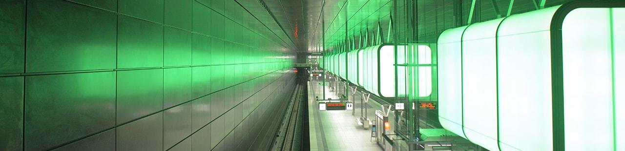 Impressum Hamburg U-Bahn Überseequartier