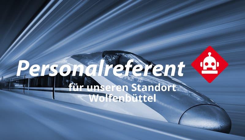 Personalreferent (m/w/d) für unseren Standort Wolfenbüttel