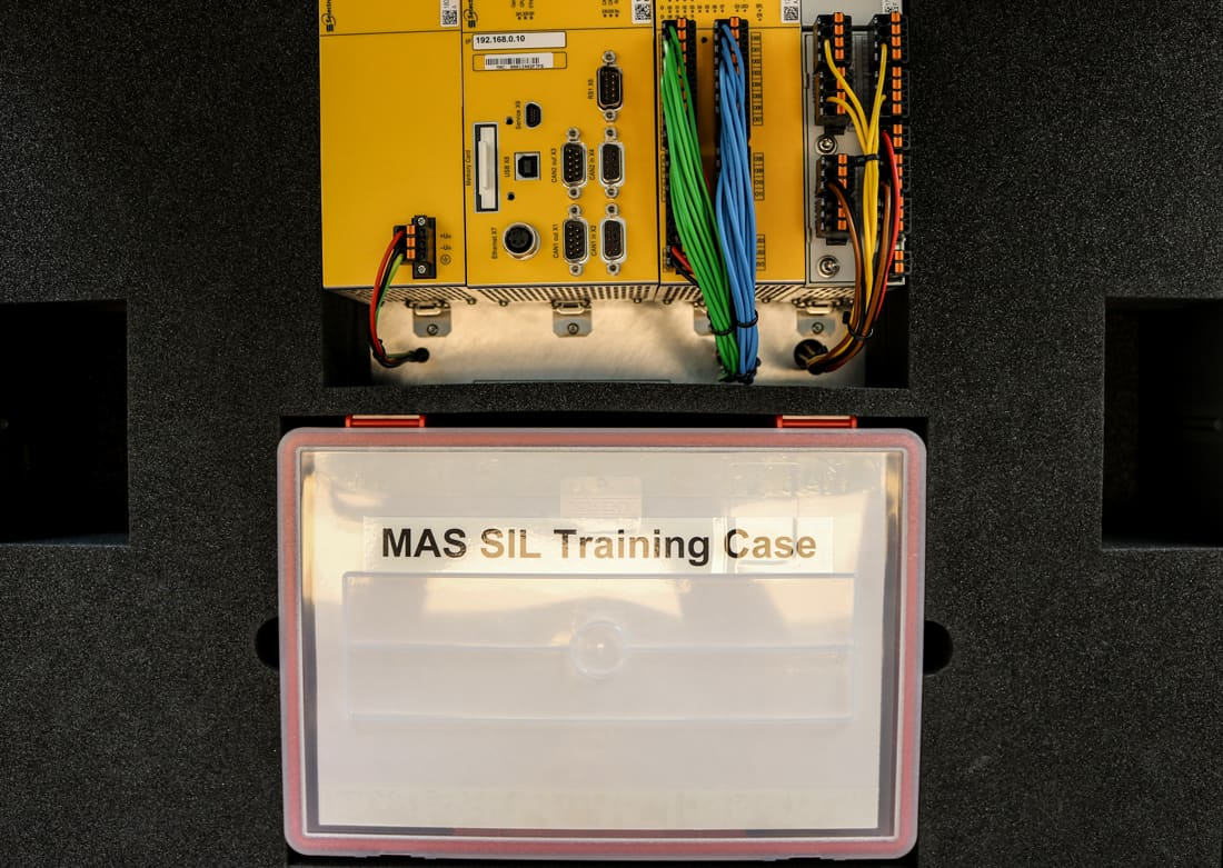 MAS SIL Training Case by SELECTRON