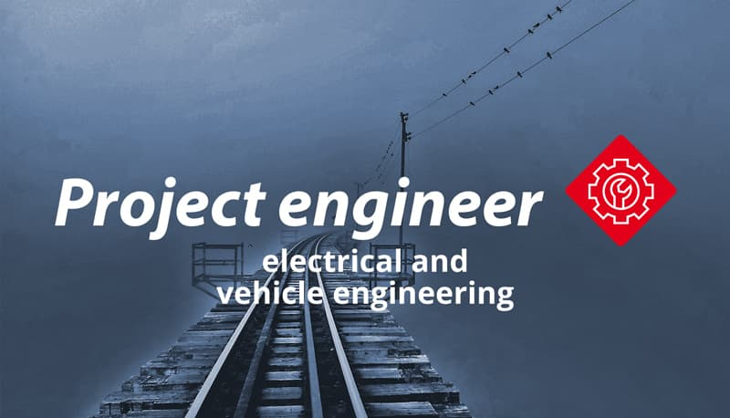Project engineer specialising in electrical and vehicle engineering