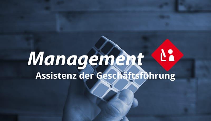 Management Assistenz der Geschäftsführung (m/w/d)
