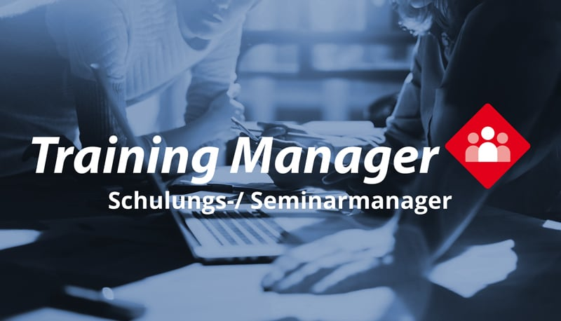 Training Manager - Schulungs-/ Seminarmanager (m/w/d)