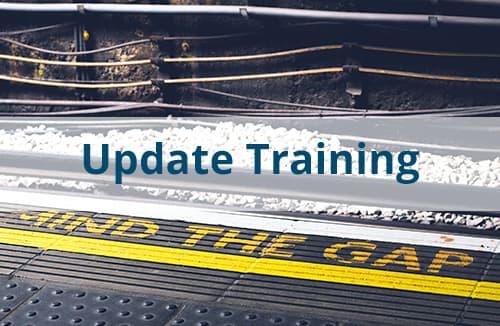 Mind the Gap - Update training