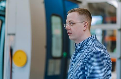 Berufsbegleitendes Studium Master of Science - Dennis Thiel